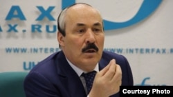 Daghestan leader Ramazan Abdulatipov has reportedly construed the NPK's announcement plans as directed against him personally.