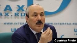 Дағыстан басшысы Рамазан Абдулатипов.