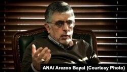 غلامحسین کرباسچی، دبیرکل حزب کارگزاران سازندگی، و شهردار اسبق تهران