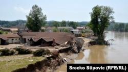 Doboj, sedam dana posle poplava