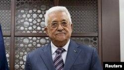Պաղեստինի նախագահ Մահմուդ Աբբաս, արխիվ
