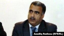 Azerbaijan -- economist Nemat Aliyev, 2013
