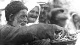Ілюстративне фото. Продавець квасолі в Бахчисараї, 1920-ті роки