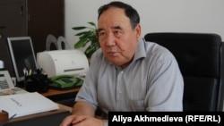 Алматы облыстық ауыл шаруашылығы департаменті директорының орынбасары Сейіткәрім Қалтаев.