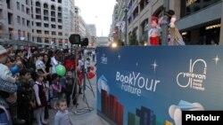 2012-ci ildə Yerevan kitab paytaxtı elan edilib