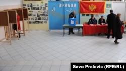 Montenegro - Montenegro's presidental elections in Podgorica, 07Apr2013.
