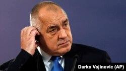 Kryeministri i Bullgarisë, Boyko Borisov