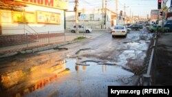 Сімферополь. Дороги старого міста.