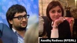 Ramin Hacılı və Aysel Əlizadə