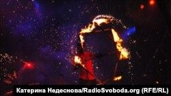 У Києві відбувся VII Фестиваль вогню