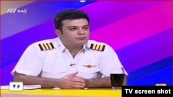 Iranian pilot Amin Amir Sadeghi told a popular TV show that Iranian airline companies often knowingly ignore safety issues.