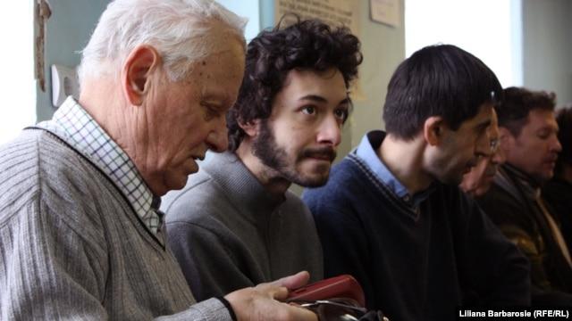 Vladimir Beșleagă, Ion Tănase, Iulian Ciocan