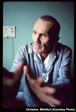 Варлам Тихонович Шаламов за два года до смерти