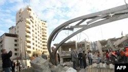 بمبگذاری روز سه شنبه در مرکز بغداد دست کم ۱۸ کشته بر جای گذاشته است