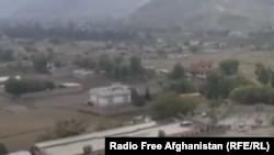 Pamje e një fshati në provincën Kunar në Afganistan