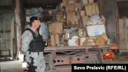 Šverc narkoticima u Crnoj Gori, arhiv