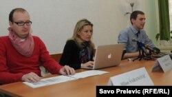 Sa prezentacije rezultata istraživanja o torturi, Podgorica, 12. april 2012.