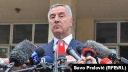 Milo Đukanović očekuje demantij patrijarha SPC
