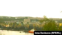 Мурманск. Незамерзающий порт