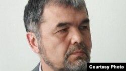 Лидер узбекской оппозиционной партии «Эрк», поэт Мухаммад Салих.