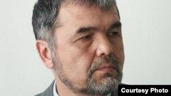 Узбекский оппозиционный деятель Мухаммад Салих, живущий в изгнании.