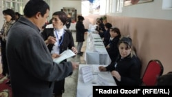 Парламентские выборы в Таджикистане. 1 марта 2020 г