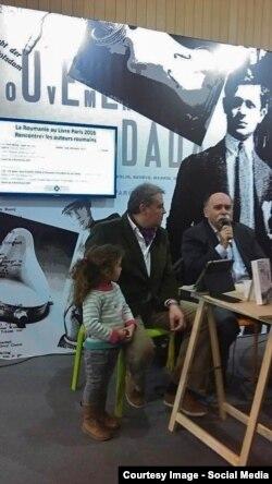 Prezențe românești: Adrian Cioroianu și Matei Cazacu