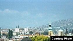 Pogled na Sarajevo, foto: mhodges