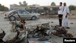 Violence in Iraq has reached a level unseen since 2008. (file photo)