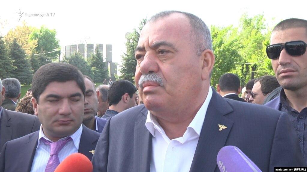 СД «Еркрапа» решил приостановить полномочия Манвела Григоряна