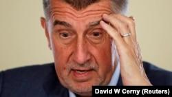 Прем'єр-міністр Чехії Андрей Бабіш
