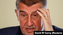 Czech Prime Minister Andrej Babis is under pressure to resign.