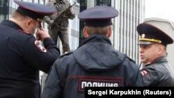 Московская полиция, иллюстративное фото