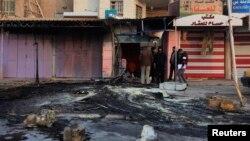 Bagdad, 15. januar 2014.