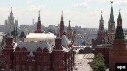 آرشیف، قصر کرملین در روسیه