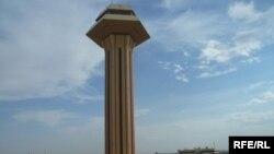 Түрікменбашы атындағы халықаралық әуежай, Ашғабад.