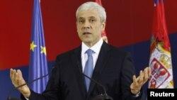 Сербия президенты Борис Тадич