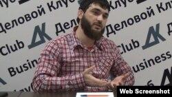 Журналист Абдулмумин Гаджиев (архивное фото)