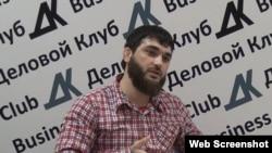Журналист Абдулмумин Гаджиев