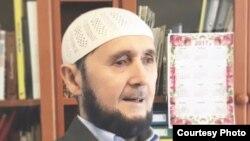 Известный узбекский имам Обид-кори Назаров. Фото имама после выздоровления.