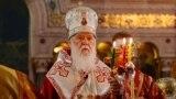 Почесний патріарх ПЦУ Філарет