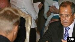 """Сергей Лавров: <a href=""""http://www.interfax-russia.ru/r/B/themeday/486.html?id_issue=12117468"""">«Вопрос о территориальной целостности Грузии находится в руках грузинского руководства»</a>"""