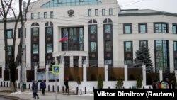 Ambasada rusă la Chișinău