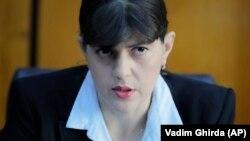 Лаура Кьовеши беше избрана за първи главен прокурор на бъдещата Европейска прокуратура
