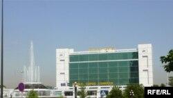 Täjirçilik merkezi, Aşgabat