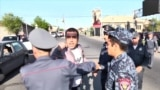 Yerevan Airport Blockade Sparks Road Rage video grab