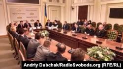 5 partiya koalisiya hökuməti yaradır-21 noyabr 2014