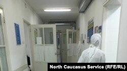 Медицинское учреждение, иллюстративное фото