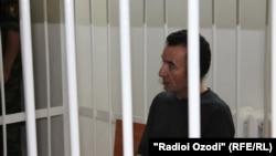 Джурабек Охунов