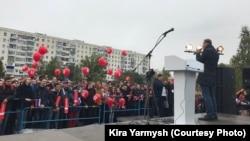 Олексій Навальний в Оренбурзі